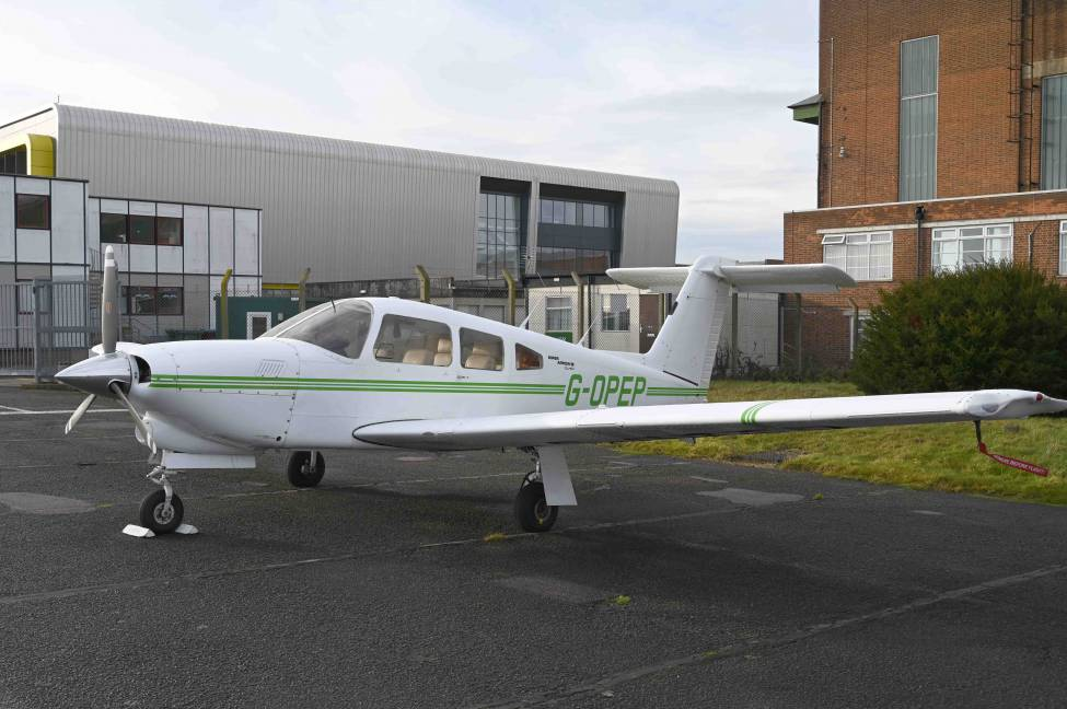 Piper PA-28RT-201T Turbo Arrow IV