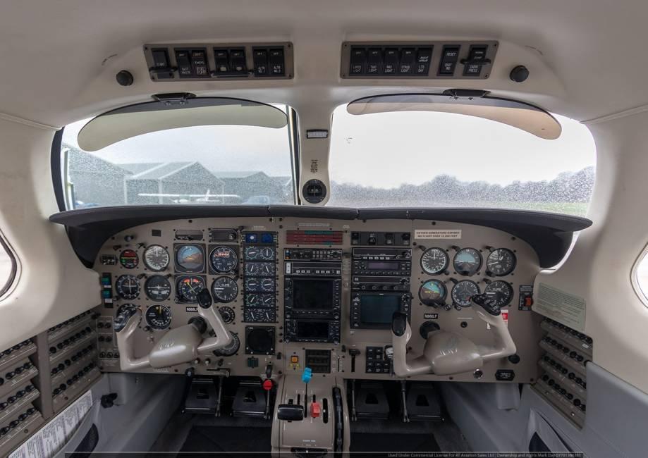 Piper PA-46-350P Mirage