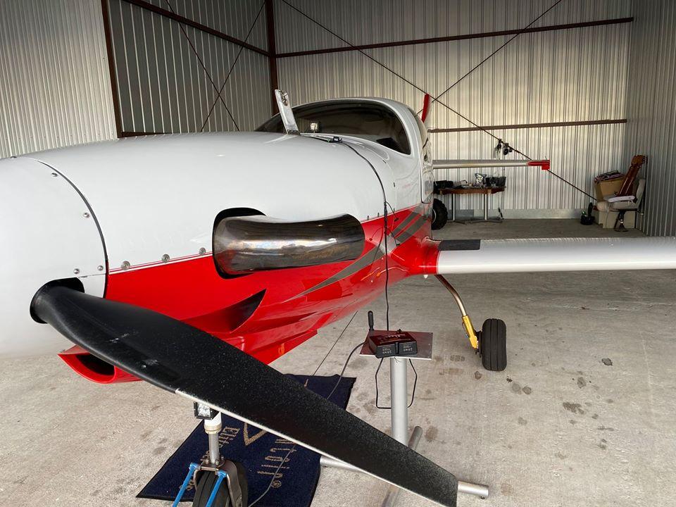 Lancair 4PT Pressurized Turbine