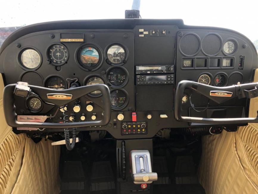 Cessna F-172 G Diesel