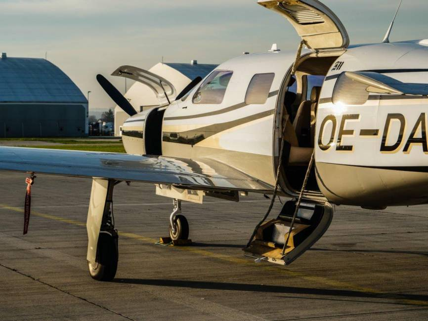Piper PA-46-310P Malibu